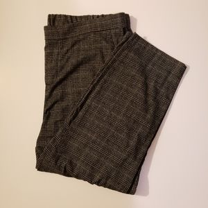 Old Navy plaid pant size 18